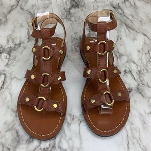 Cole Haan Shoes - Cole Haan Gladiator leather buckle sandals 6